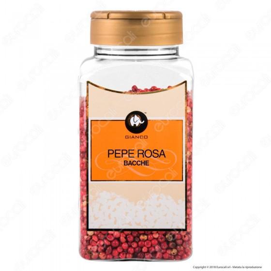 Gianco Pepe Rosa in Bacche - Maxi Barattolo da 800 ml
