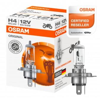 Osram Original Line per Moto 60/55W - Lampadina H4