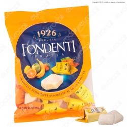 Caramelle Fondenti Assortite al Gusto Frutta Senza Glutine - Busta 175g