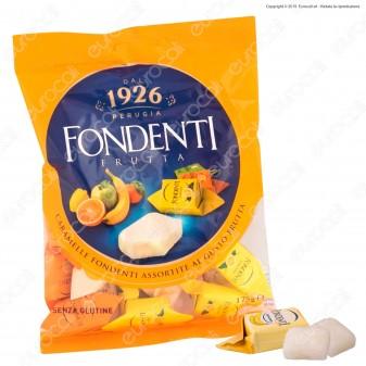Caramelle Glacia Fondenti Assortite al Gusto Frutta Senza Glutine - Busta 175g