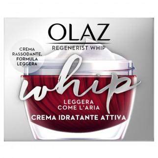Olaz Regenerist Whip Crema Viso Idratante - Vasetto da 50ml