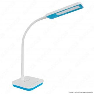 V-Tac VT-1007D Lampada da Tavolo LED 7W Dimmerabile
