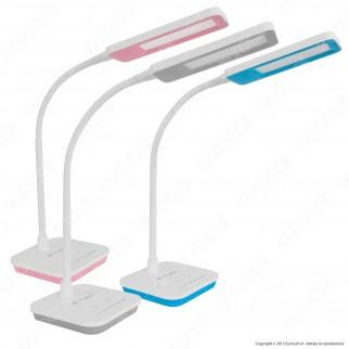 V-Tac VT-1007D Lampada da Tavolo LED 7W Dimmerabile - SKU 7042 / 7043  / 7034