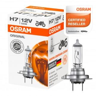 Osram Original Line per Moto 55W - Lampadina H7