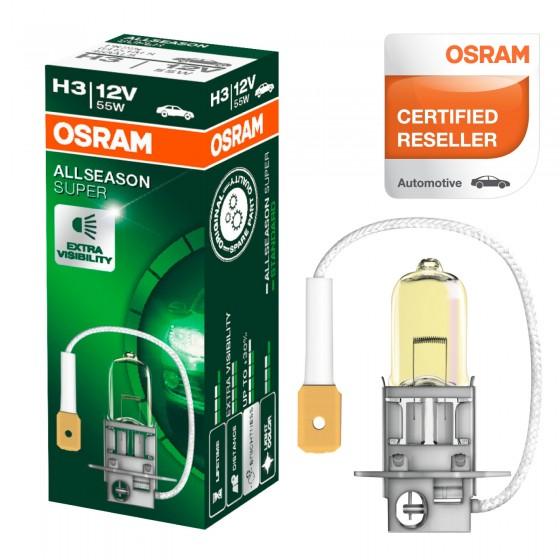 Osram ALLSEASON Super 55W - Lampadina H3