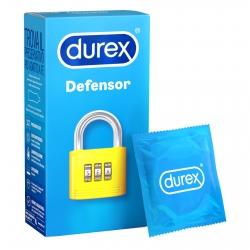 Preservativi Durex Defensor - Scatola 9 pezzi