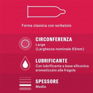 Preservativi Durex Tropical - Scatola 6 pezzi