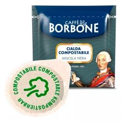 50 Cialde in Carta Caffè Borbone Miscela Nera