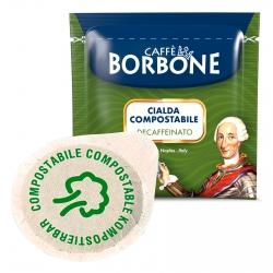 50 Cialde in Carta Caffè Borbone Miscela Verde - Decaffeinato
