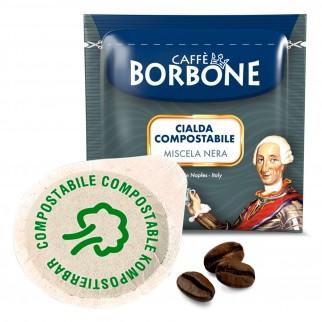 Kit Assaggio 8 Cialde in Carta Caffè Borbone