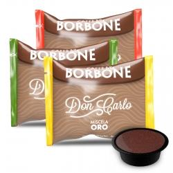 Kit Assaggio 8 Capsule Caffè Borbone Cialde Compatibili Lavazza a Modo Mio