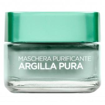 L'Oréal Paris Argilla Pura Maschera Viso Purificante all'Eucalipto