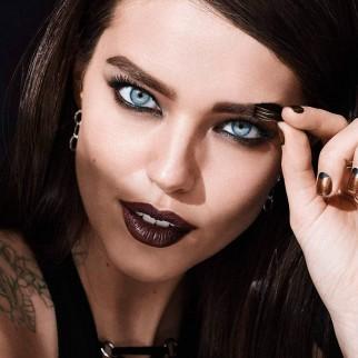 Maybelline New York Tattoo Brow Peel-Off Tinta per Sopracciglia Colore 03 Dark Brown
