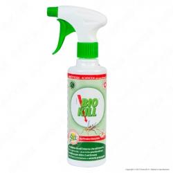 Bio Kill Insetticida Da Piretro Naturale A Base Acquosa - Flacone Spray da 375ml