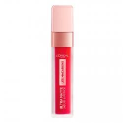 L'Oréal Paris Les Macarons Ultra Matte Liquid Lipstick Tinta Labbra Colore 828 Profumo di Confetto alla Mandorla
