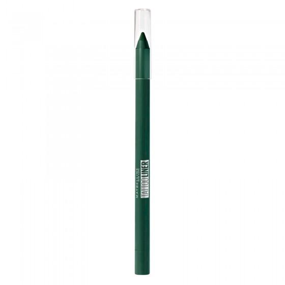 Maybelline New York Tattoo Liner Gel Pencil Matita Occhi Temperabile Colore 932 Intense Green