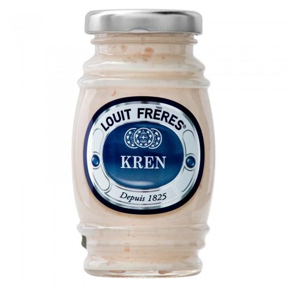 Louit Frères Salsa Kren Crema di Rafano - Vasetto da 120g