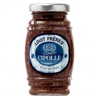 Louit Frères Confit di Cipolle Agrodolce - Vasetto da 135g