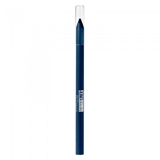 Maybelline New York Tattoo Liner Gel Pencil Matita Occhi Temperabile Colore 920 Striking Navy