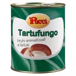 Pucci Tartufungo Funghi Aromatizzati al Tartufo - Lattina da 800g