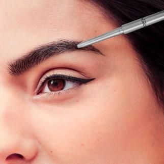 L'Oréal Paris Skinny Definer Brow Artist Matita Automatica per Sopracciglia 109 Ebony