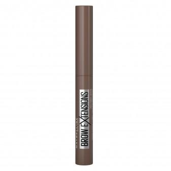Maybelline New York Brow Extensions Matita Cremosa per Sopracciglia Colore 06 Deep Brown