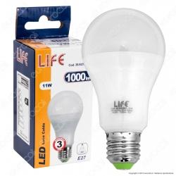 Life Serie GF Lampadina LED E27 11W Bulb A65