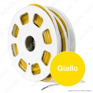 V-Tac VT-555 LED Neon StripLight Impermeabile Colorata - Bobina da 10 metri
