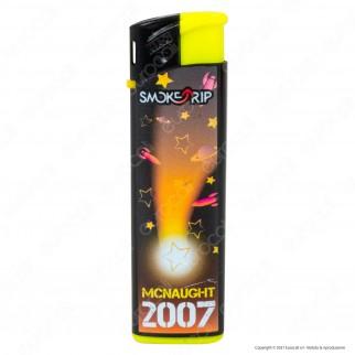 SmokeTrip Accendini Elettronici Ricaricabili Fantasia Comete - Box da 50 Accendini