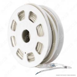 V-Tac VT-555 LED Neon StripLight 24V Impermeabile Bianca - Bobina da 10 metri - SKU 2513 / 2514 / 2512
