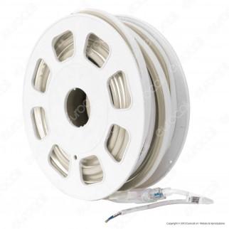 V-Tac VT-555 LED Neon StripLight Impermeabile Bianca - Bobina da 10 metri - SKU 2513 / 2514 / 2512