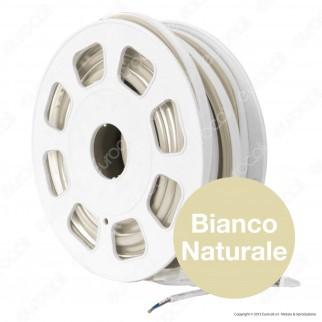 V-Tac VT-555 LED Neon StripLight Impermeabile Bianca - Bobina da 10 metri