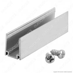 V-Tac Profilo in Alluminio per LED Neon StripLight - SKU 2527