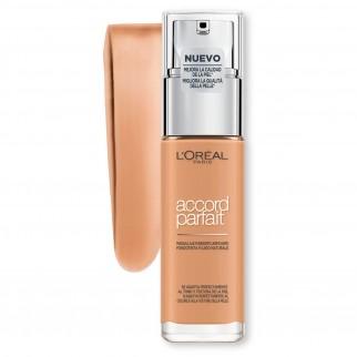 L'Oréal Paris Accord Parfait Fondotinta Fluido Naturale Colore 6.N Miel