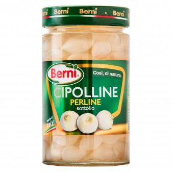 Berni Cipolline Perline Sottolio - Vasetto da 290g