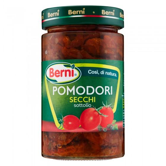 Berni Pomodori Secchi Sottolio - Vasetto da 290g