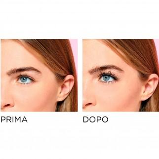 L'Oréal Paris Miss Bambi Eye False Lash Mascara Nero per Occhi da Cerbiatta Colore Extra Black