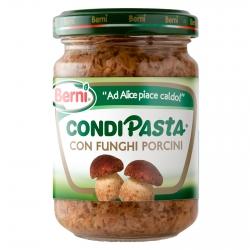 Berni Condipasta con Funghi Porcini - Vasetto da 130g