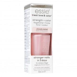 Essie Treat Love & Color Smalto Rinforzante Effetto Semipermanente Colore 03 Sheers to you
