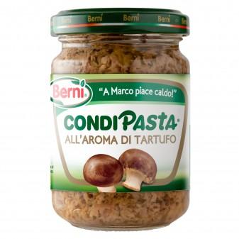 Berni Condipasta Funghi all'Aroma di Tartufo - Vasetto da 130g