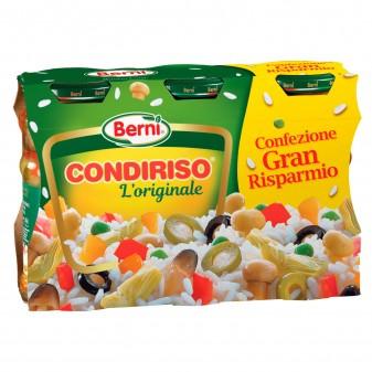 Berni Condiriso l'Originale - 3 Vasetti da 285g