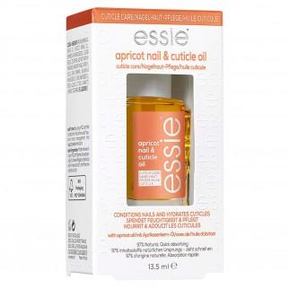 Essie Apricot Nail & Cuticle Oil Colore Trasparente