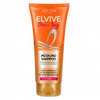 L'Oréal Paris Elvive Dream Long Più di Uno Shampoo - Tubetto da 200ml