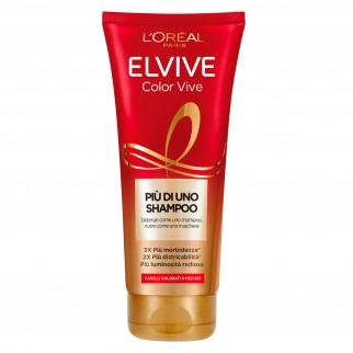 L'Oréal Paris Elvive Color Vive Più di Uno Shampoo - Tubetto da 200ml