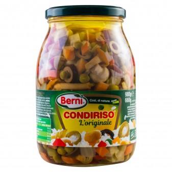 Berni Condiriso l'Originale - Vasetto da 980g