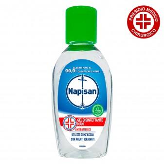Napisan Gel Disinfettante Mani Antibatterico Presidio Medico Chirurgico - Flacone 50 ml