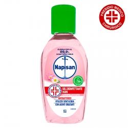 Napisan Gel Disinfettante Mani Antibatterico Camomilla e Loto Presidio Medico Chirurgico - Flacone 50 ml