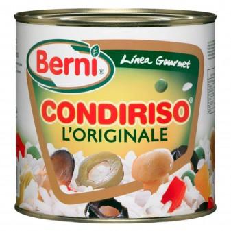 Berni Condiriso l'Originale - Vasetto da 2,45Kg