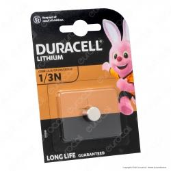 Duracell Lithium 1/3N DL1/3N Pile 3V - Blister 1 Batteria