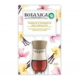 Air Wick Botanica Diffusore Elettrico con Ricarica Vaniglia e Magnolia dell'Himalaya